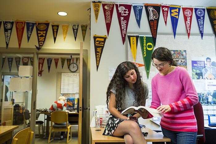Catlin Gabel School College Counseling
